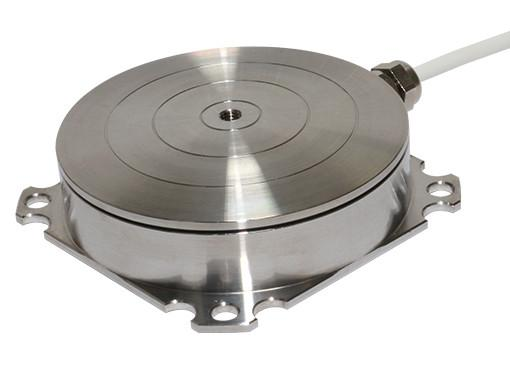 Pedal load cell - 8400-B001 - Compression load cell, planar beam, compact , very flat design,