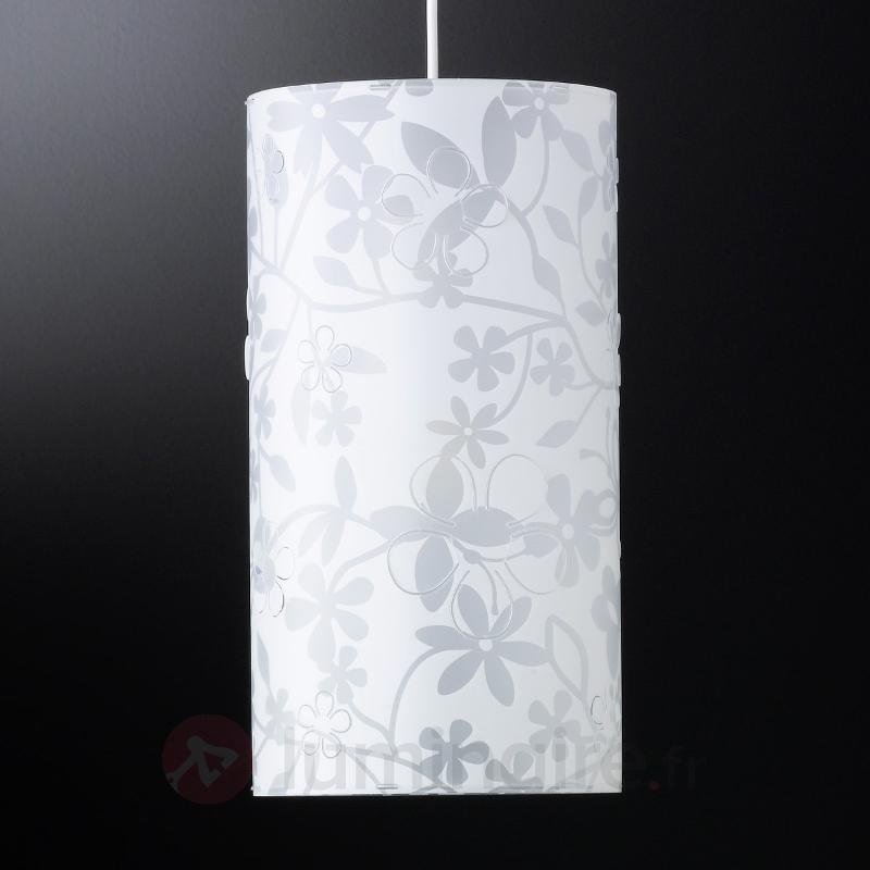 Suspension décor floral FLORENZ - Toutes les suspensions