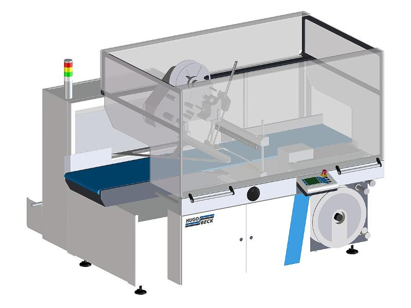 flexo 700 E-Com film packaging machine - Film packaging for E-Commerce