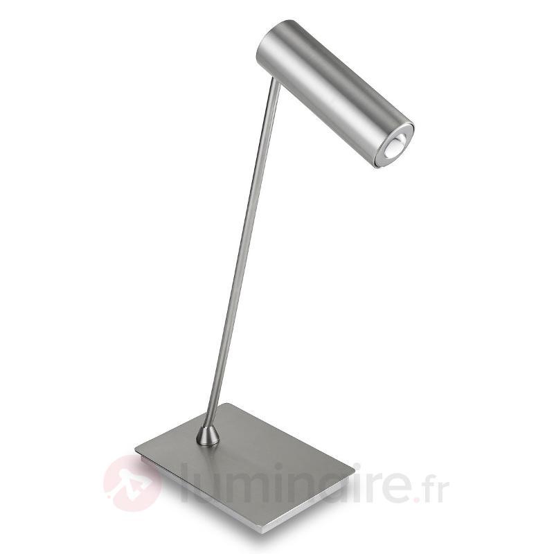 À LedLuminaire Tub De Poser Lampe Led fr EfficaceLampes Bureau H92IED