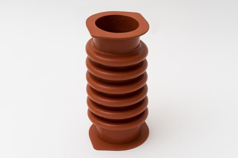 Rotex® sleeves in Natural Rubber - Sleeves developed for ROTEX® gyratory and vibratory equipment