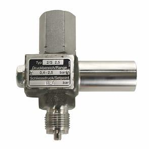 Gauges / Thermometers and Accessories - Overpressure protector