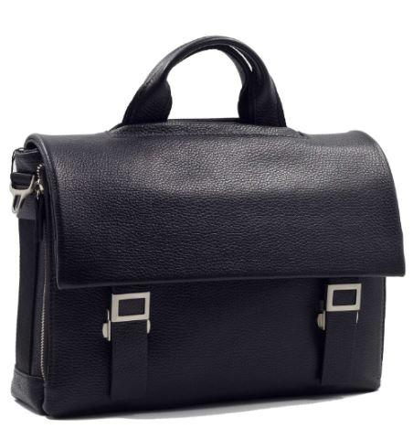 Genuine Leather Clafskin Men Briefcase 2017