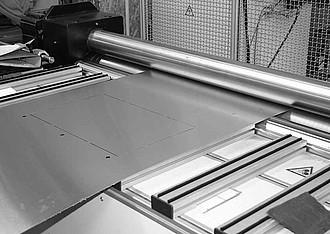 achberg production - sheet metal rounding