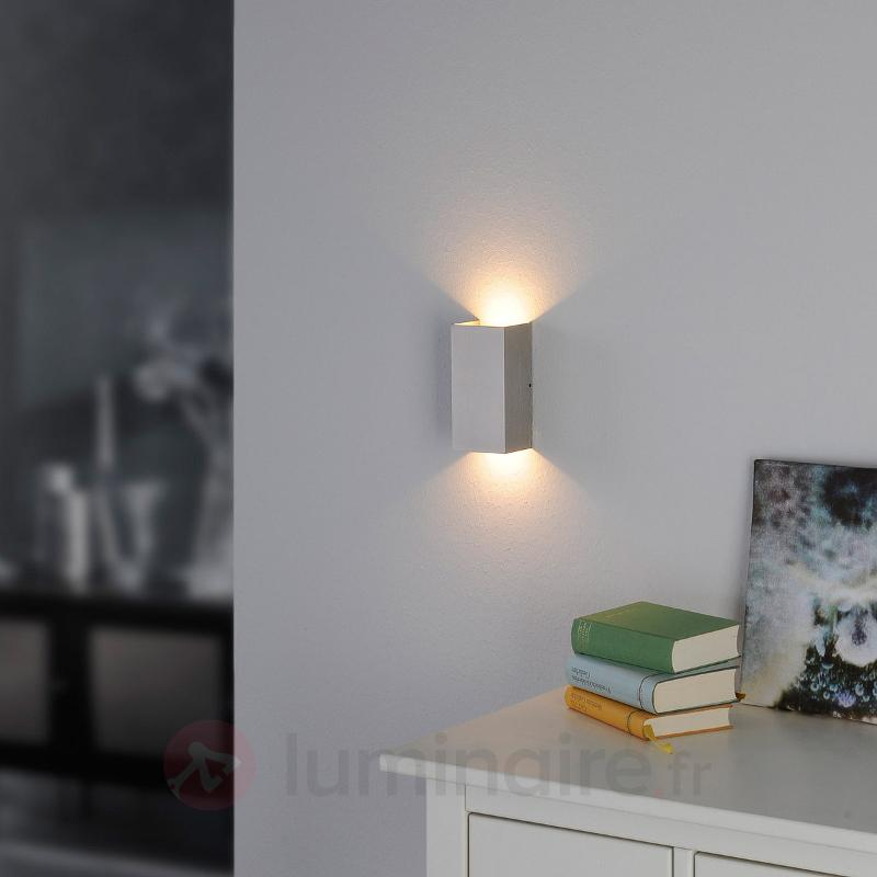Applique LED Mira au design simple - Appliques LED