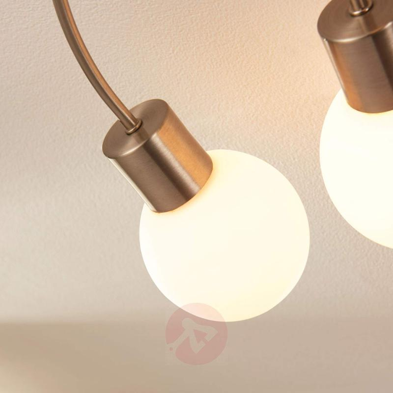 Six-bulb LED ceiling lamp Elaina - indoor-lighting