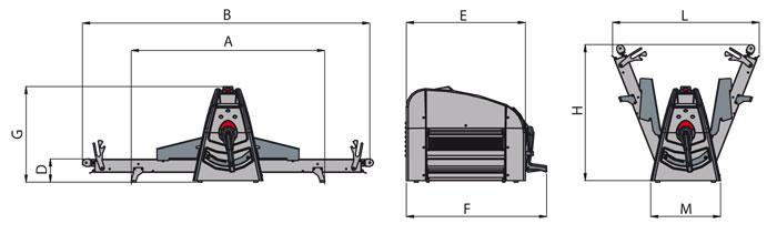 Laminoir pour table - SF500B