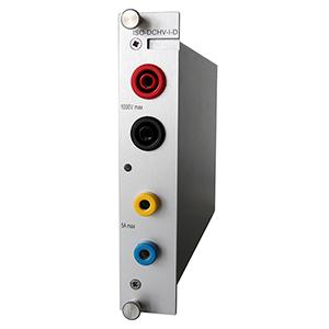 Measuring amplifier SIQUAD DC2HV - null