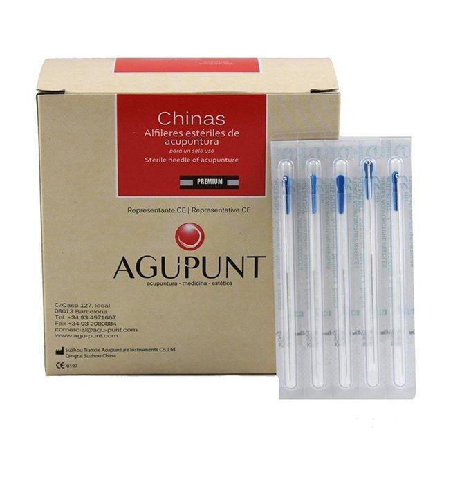 aguja acupuntura - agujas de acupuntura para humaos y animales