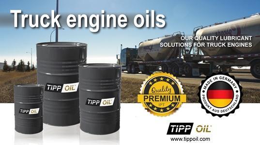 TIPP OIL - Truck engine oils -