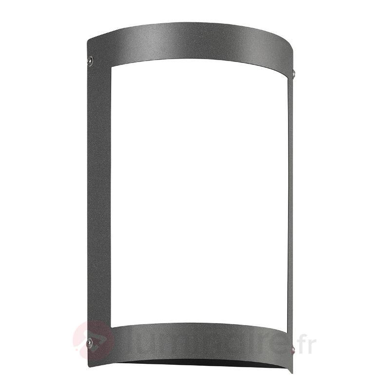 Applique d'extérieur LED Aqua Marco Anthrazit 3 - Appliques d'extérieur inox