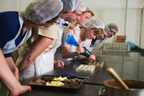 Brussels Chocolate Tour - Service - Tour operator