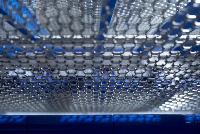 Conveyor: Straight Conveyor - Straight conveyors guarantee versatility.