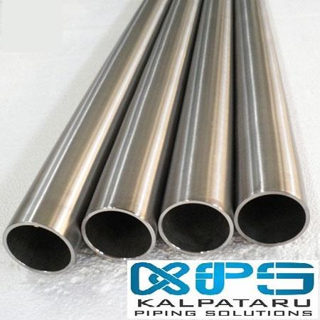 Titanium Grade 5 Pipes and Tubes - Titanium Grade 5 UNS R56400 WNR 3.7165 Seamless Welded EFW Pipes & Tubes