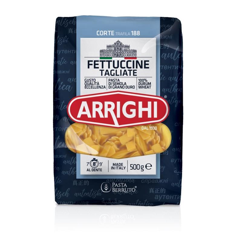 Cut Fettuccine - null