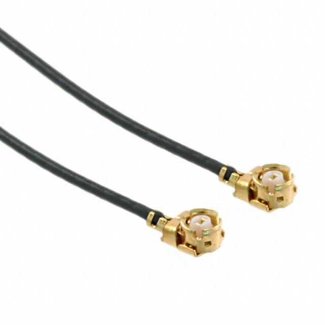 CABLE ASSY UMCC PLUG-PLUG .1M - TE Connectivity AMP Connectors 2015699-1
