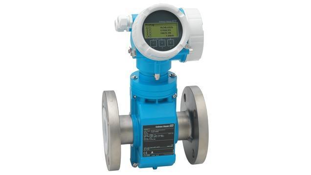 debit mesure produits - debitmetre electromagnetique promag P 200