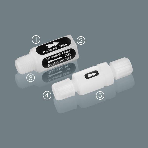 valves - Check Valves 5R