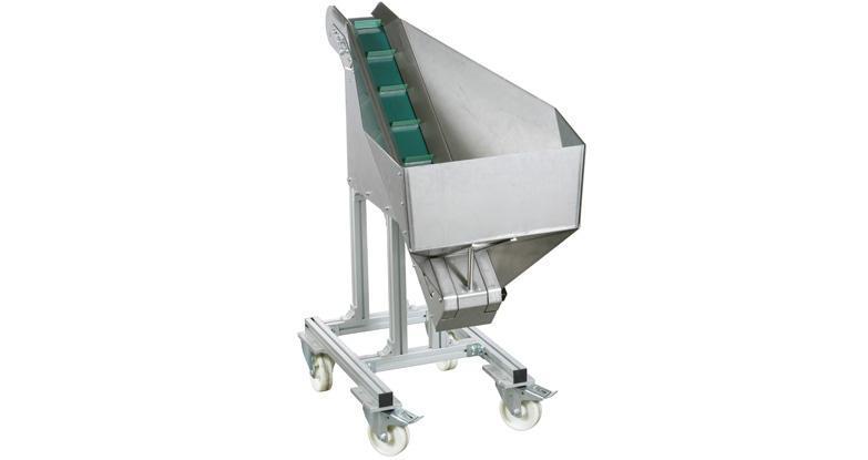 Feeding systems - magazine conveyors