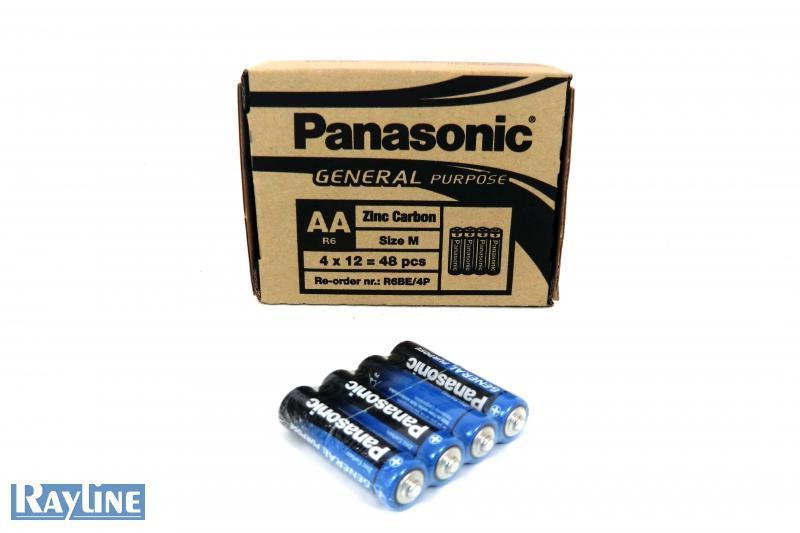 """Batterien Panasonic """"AA Batterien"""""""