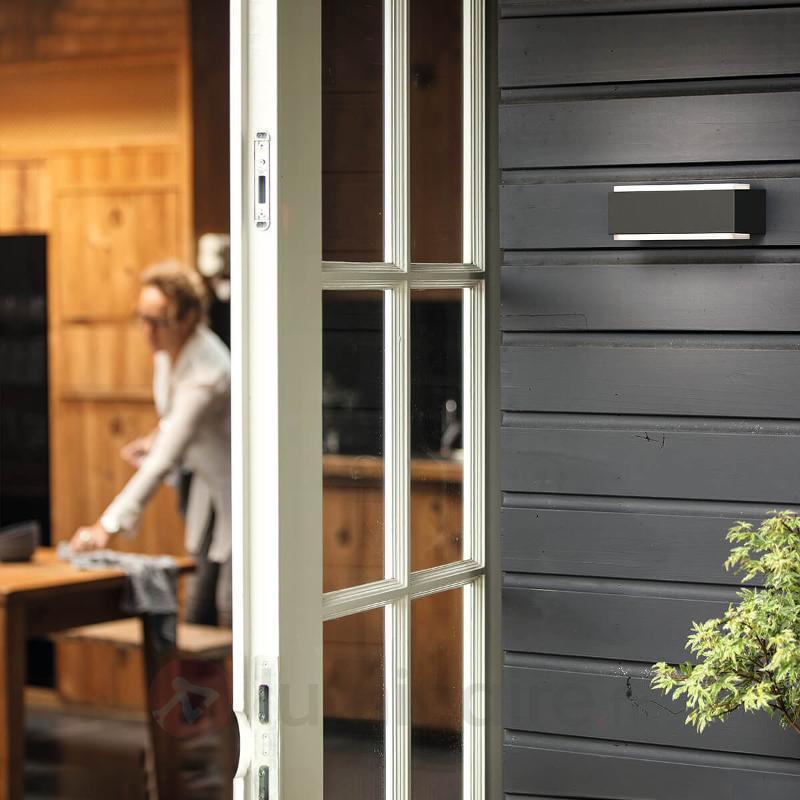 Applique d'extérieur LED blanc chaud Stratosphère - Appliques d'extérieur LED