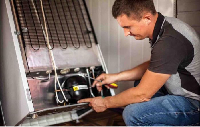 Fridge Repair -
