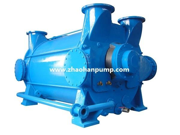 2ZE4 liquid ring vacuum pump - Our 2ZE4 liquid ring vacuum pump is available in 20models, with capacity ranging