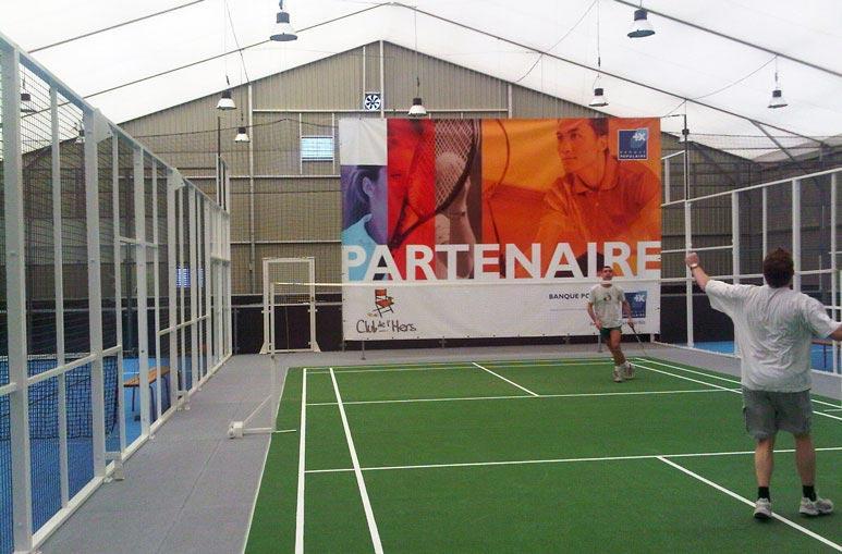 Badminton, Squash - Système de construction - Bâtiments sportifs et Espaces Loisirs
