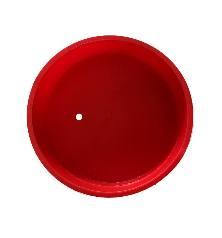 N100 P Bouchons/capes coniques percés - Bouchons ou capes coiffantes lisses multi-usages