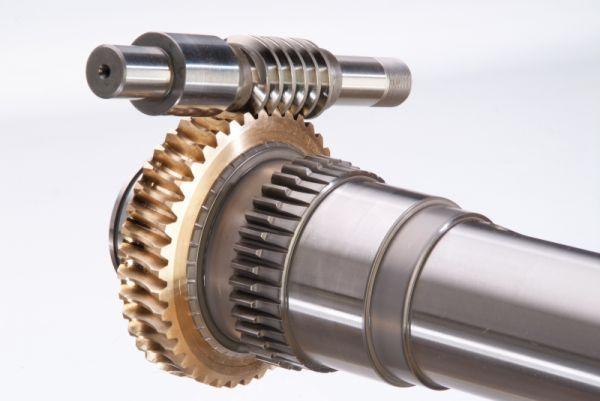 Worm Gears - Worm gear wheels, worm gears