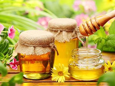 мед натуральный -