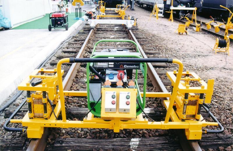 Vibrateur de rail (Breveté) - null