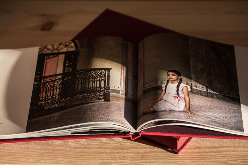 Photo album - Hardcover book Photo albums