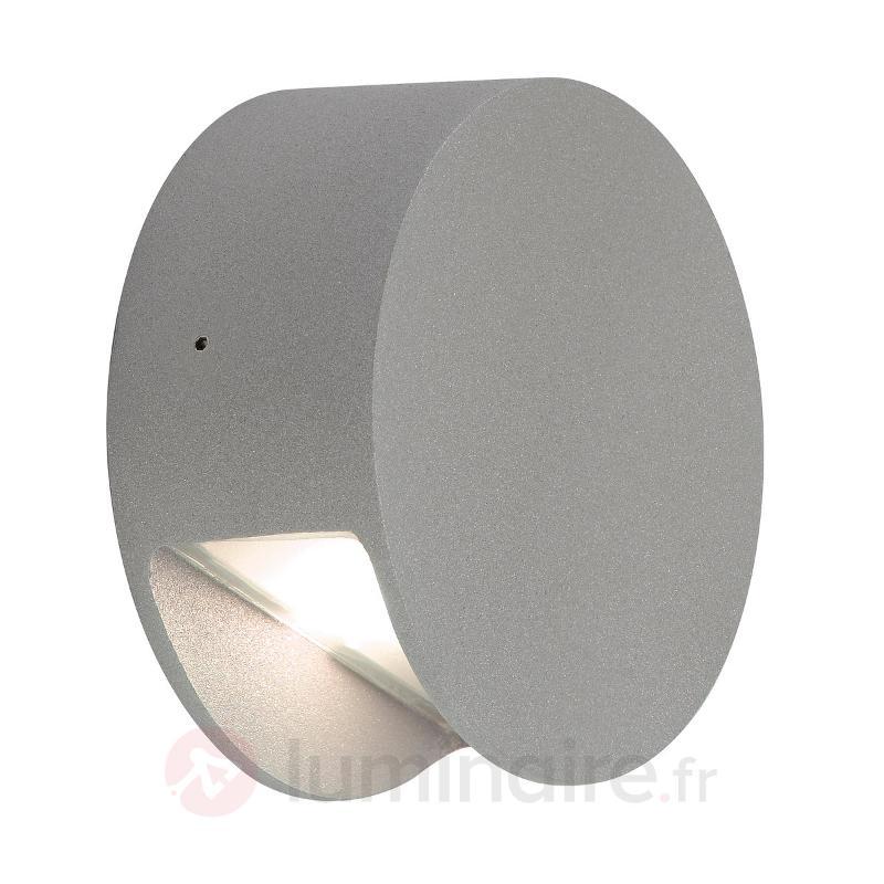 Applique LED ronde PEMA LED blanc chaud - Appliques d'extérieur LED