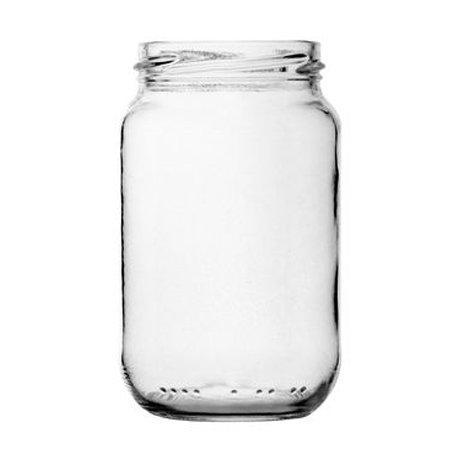 Pots Normalisés - Verre 212-370-850-1700 ml T