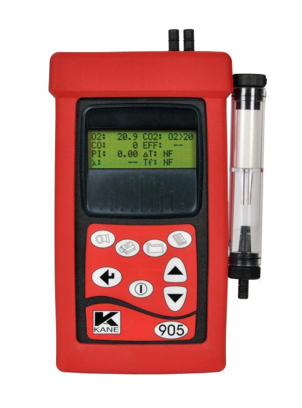KANE905 - Analyseur de combustion pour l'exploitant