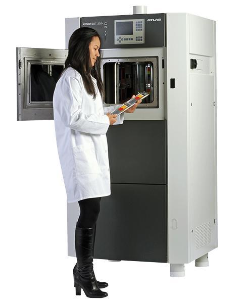 large capacity lightfastness tester - Xenotest 220 / 220+