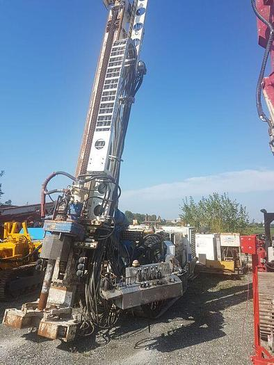 Trivellatrice Soilmec Sm 401 - Drilling rig