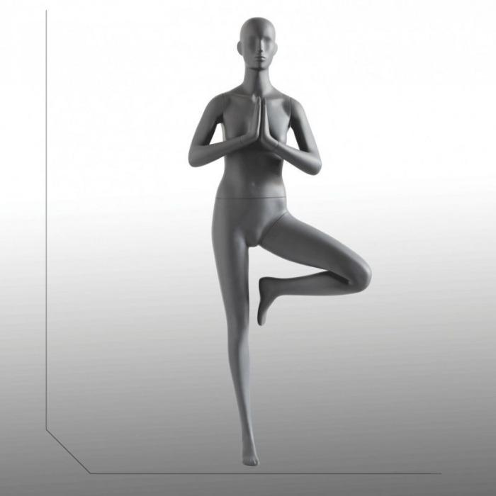 Maniquies senora yoga - Maniquies senora deporte