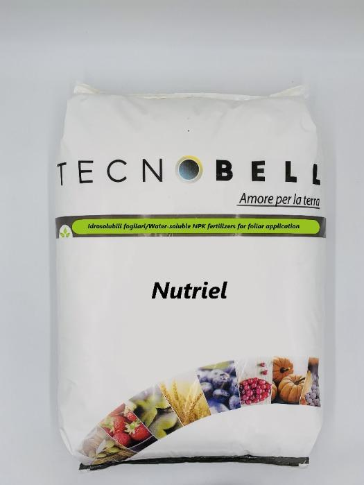 NUTRIEL - Fertilizantes hidrosolubles para aplicación foliar
