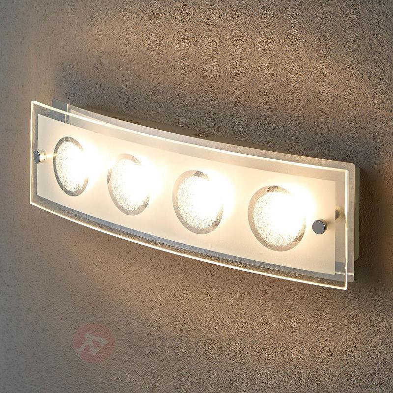 Plafonnier LED à quatre lampes Joicy - Appliques LED