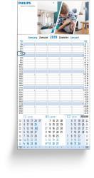 3 Months calendars - 3 Months Oraganiser