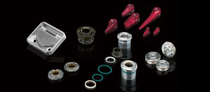 Precision Parts -