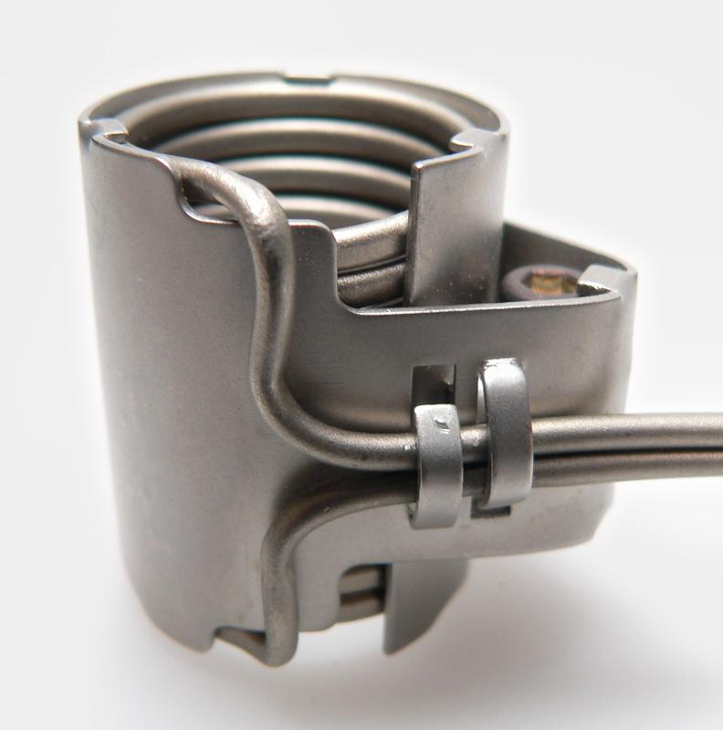 Nozzle Heaters - Axial Clamp Band
