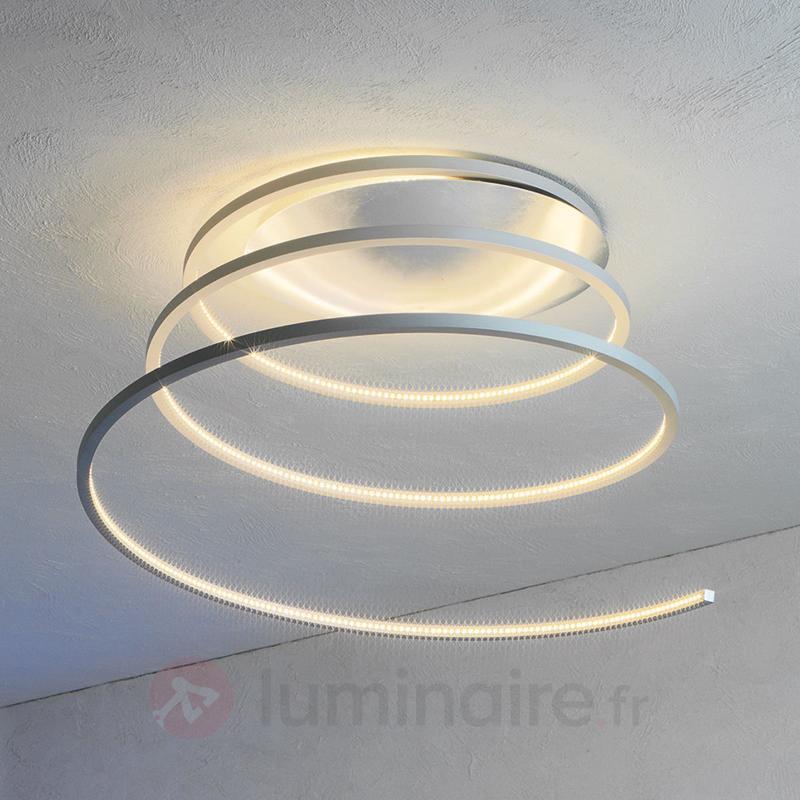 Plafonnier LED Helix 35 cm - Plafonniers design
