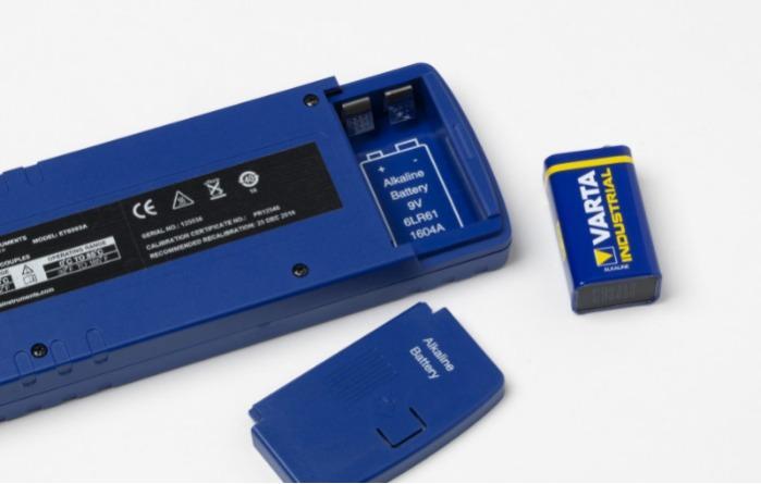DATAPAQ EasyTrack3 Temperaturprofile für Pulverbeschichtung - Temperaturprofilsystem für Lohnbeschichter und Farbenhersteller