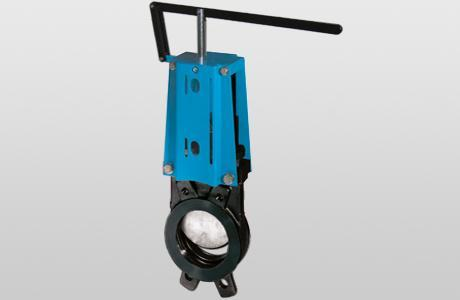 Knife-gate valve WGE-ML.