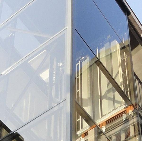 Vetro esterno SV-VEX - Strutture Metalliche