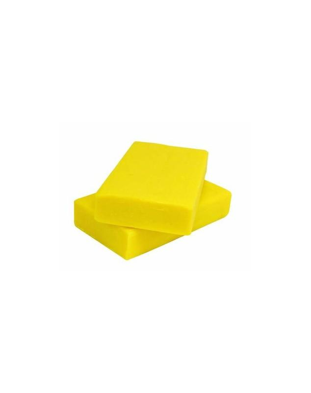 PLASTICINE JAUNE 650G - PLASTILINE, PATE A MODELER