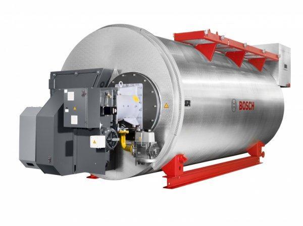 Hot water boiler - UT-H series